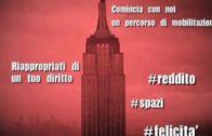 MAGNAMMECE O' PESONE – Campagna per il diritto all'abitare [video 1]