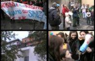 ZONA ROSSA – NO GLOBAL FORUM – Napoli 2001