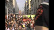 Movimento stop Gelmini a Napoli: occupiamo_li