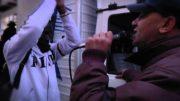Napoli: Senegalesi in piazza dopo la Strage Razzista di Firenze!