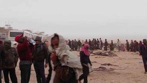 Next Stop Tunisia. Profughi a Ras Jedir