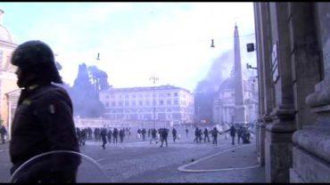 Roma 14 Dicembre: La piazza è del Popolo!