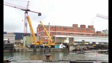 Sigilli a cantiere navale Megaride-Napoli