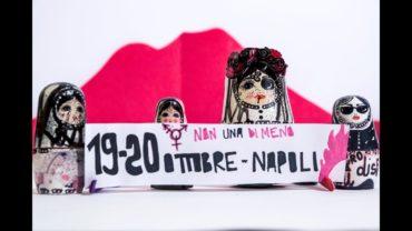 Assemblea Nazionale di NON UNA DI MENO – 19 e 20 Ottobre – Napoli